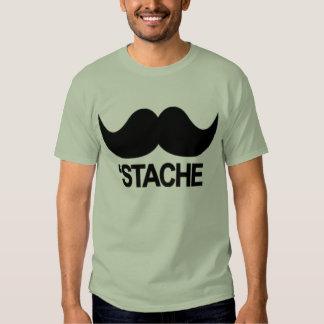 Nice Stache Tee Shirt