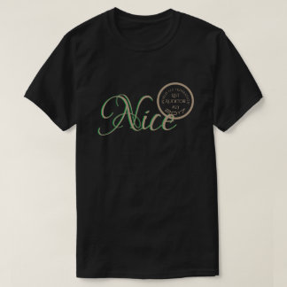 Nice Status Verified World Elf Federation T-Shirt