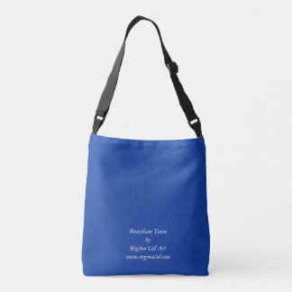 "Nice tote bag with ""azulejo"" style design"