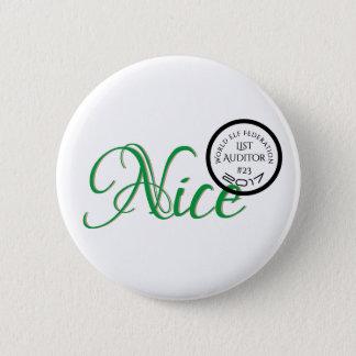 Nice Verified World Elf Federation 2 Inch Round Button
