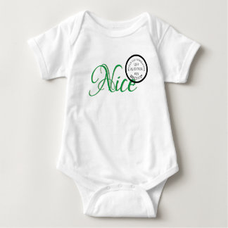 Nice Verified World Elf Federation Baby Bodysuit