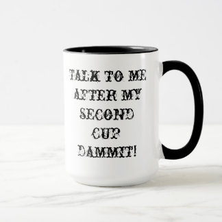 nice work mug