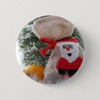Nicholas Christmas Advent Christmas Time December. 2 Inch Round Button