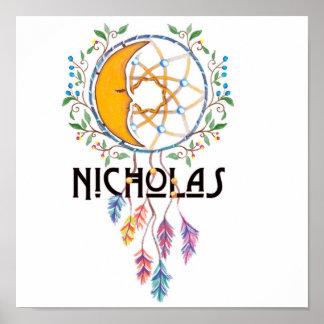 Nicholas Dreamcatcher Wall Art