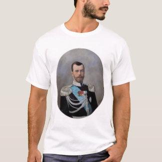 Nicholas_II_Alexandrovich_by_N.Shilder T-Shirt
