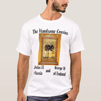Nicholas II and George V T-Shirt