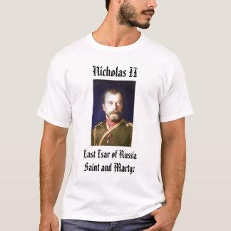 Nicholas II, Nicholas II, Last Tsar of RussiaSa... T-Shirt