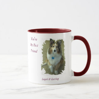 Nichole Your My Best Friend Mug