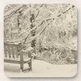 Nichols Arboretum Beverage Coaster