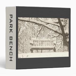Nichols Arboretum Vinyl Binder