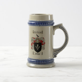 Nichols Coat of Arms Stein