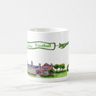 Nichols Football Coffee Mug