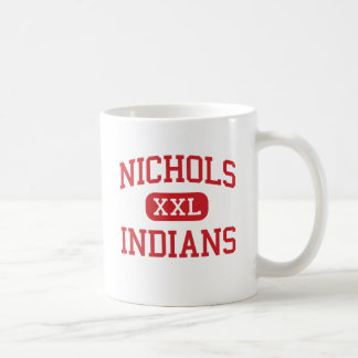 Nichols - Indians - Junior - Biloxi Mississippi Coffee Mug