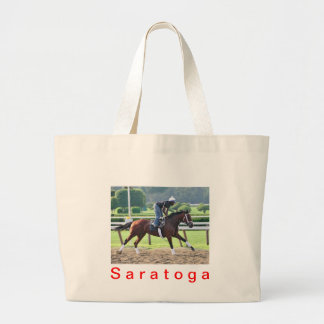 Nick Bush and Todd Pletcher Workouts Tote Bag