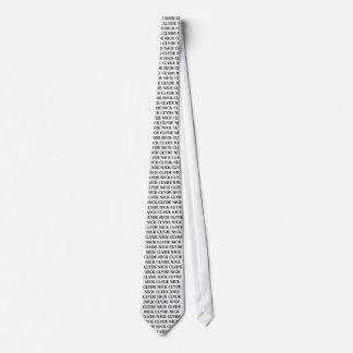 Nick Clyde Tie