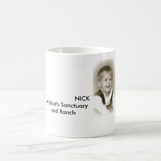 Nick Coffee Mug