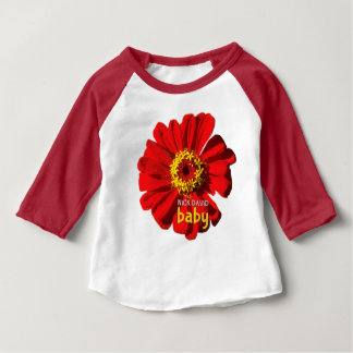 NiCK DAViD baby - Flower Power Tee