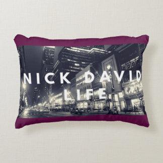 NiCK DAViD - Plumbar Pillow
