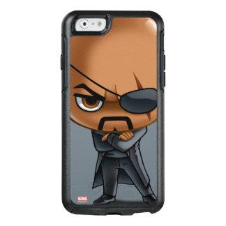 Nick Fury Stylized Art OtterBox iPhone 6/6s Case