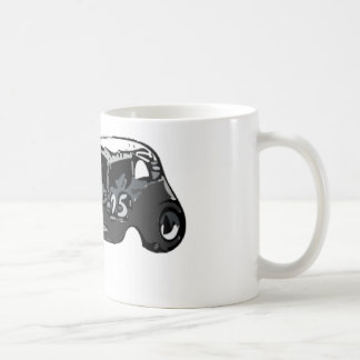 Nick Giardina Modified Coupe Racecar Logo Coffee Mug