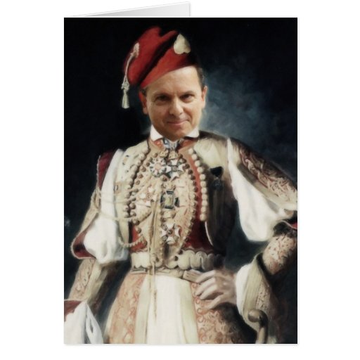 Nick Xenophon Greeting Cards
