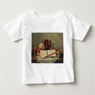 Nicolas Henri Jeaurat de Bertry Vanitas Baby T-Shirt