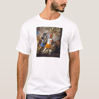 Nicolas Poussin The Companions of Rinaldo T-Shirt