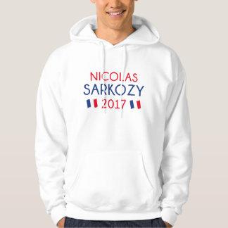 Nicolas Sarkozy 2017 Hoodie