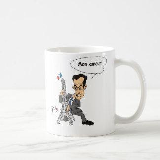 Nicolas Sarkozy Coffee Mug