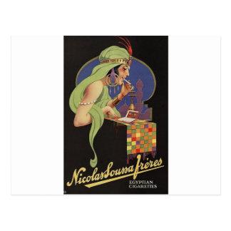 Nicolas Soussa 1900 Postcard