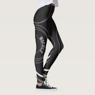 """Nicole"" Leggings (with designer signature)"