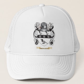 Nicoletti Coat of Arms (Family Crest) Trucker Hat