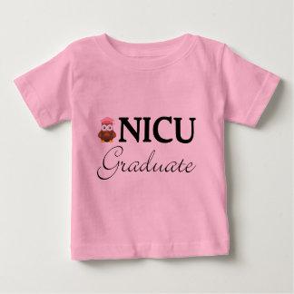 NICU Graduate Baby Girl Tshirt