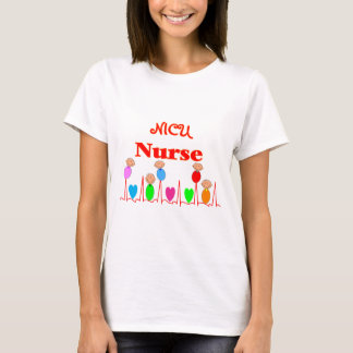 NICU Nurse--Adorable Baby Graphics T-Shirt