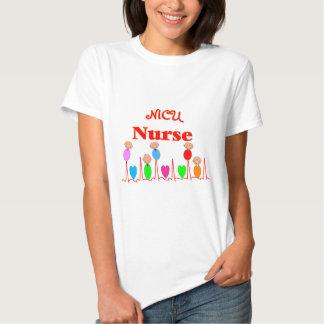 NICU Nurse--Adorable Baby Graphics Tees