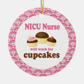 NICU Nurse Gift Ornament