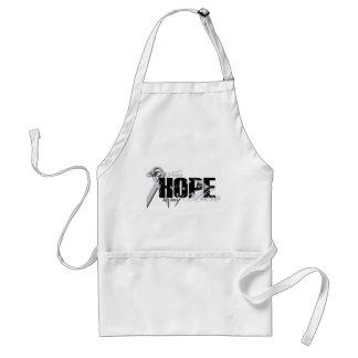 Niece My Hero - Lung Hope Standard Apron