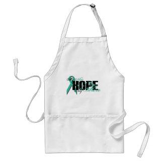 Niece My Hero - Ovarian Hope Standard Apron