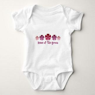Niece of the Groom Baby Bodysuit