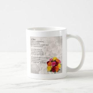 Niece Poem - Flowers Coffee Mug