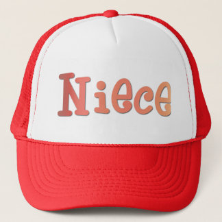 Niece Trucker Hat