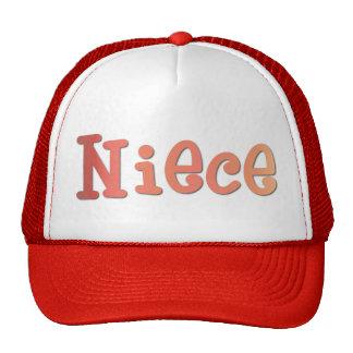 Niece Trucker Hat