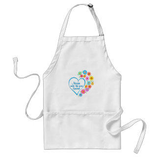 Nieces Special Heart Standard Apron