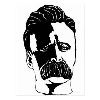Nietzsche1.2n Postcard
