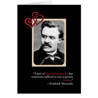 Nietzsche Anti-Valentine's Day Card #3