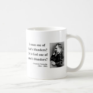 Nietzsche Quote 6b Coffee Mug