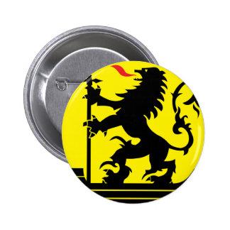 nieuwpoort, Belgium 2 Inch Round Button