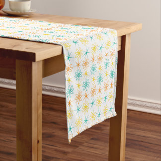 Nifty fifties - atoms and stars table runner