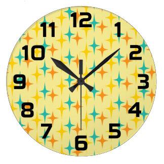 Nifty fifties - triple star clock