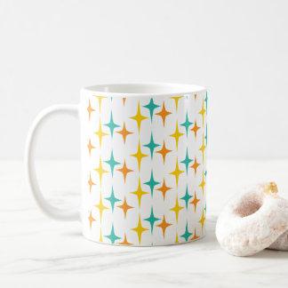 Nifty fifties - triple starburst mug